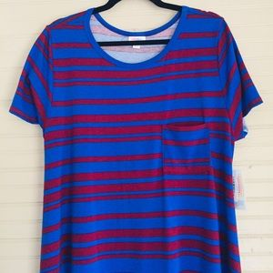 LulaRoe Carly Dress Size XL NWT